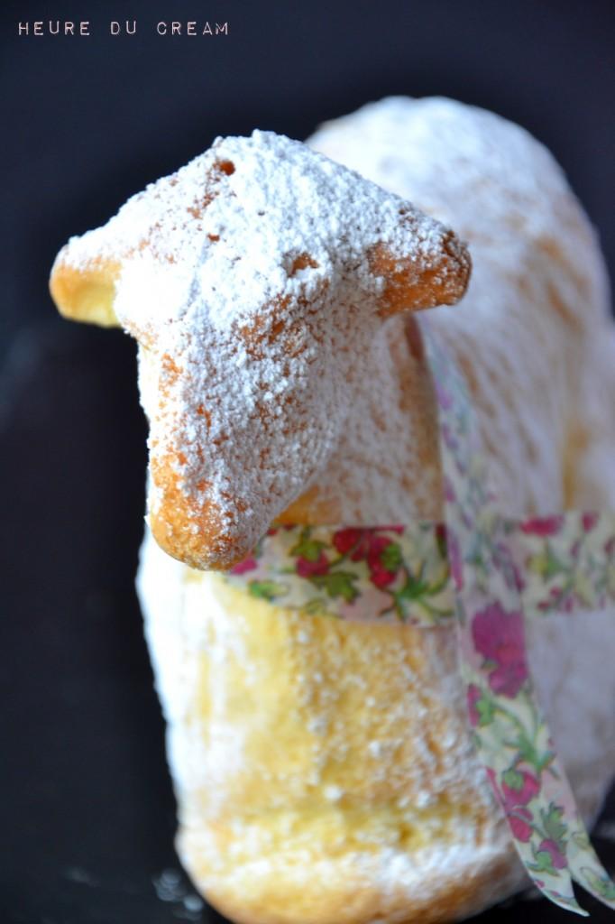Oster Lammele agneau pascal