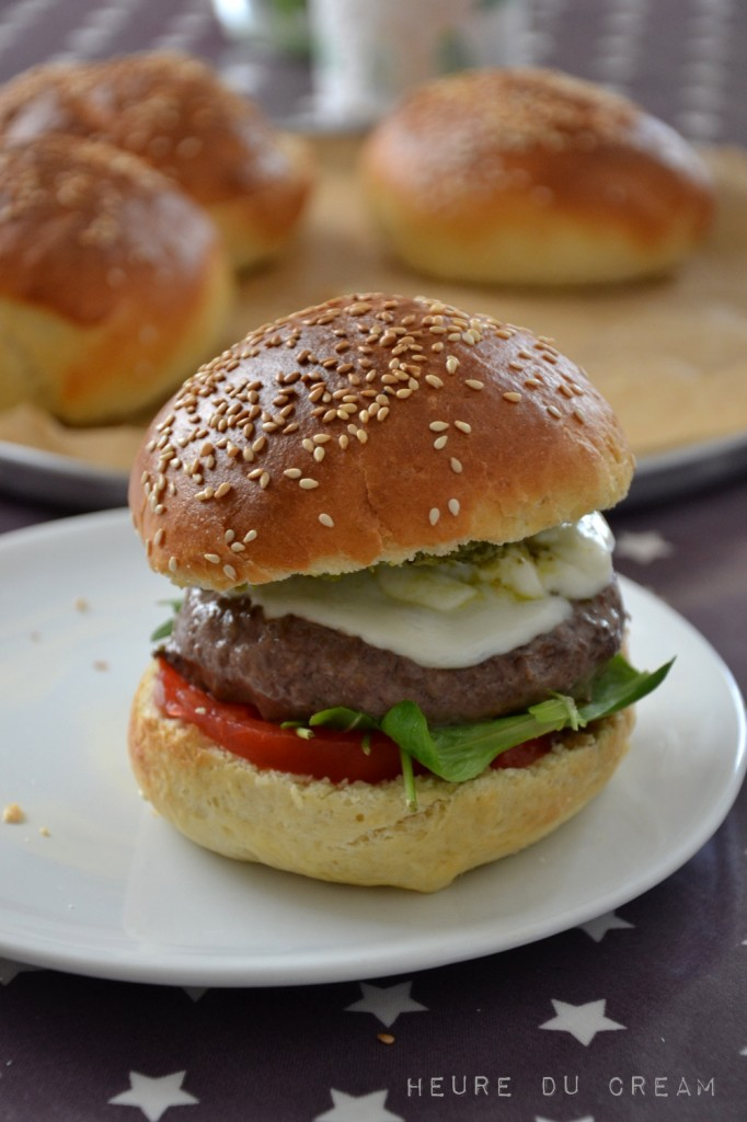 pains burger buns