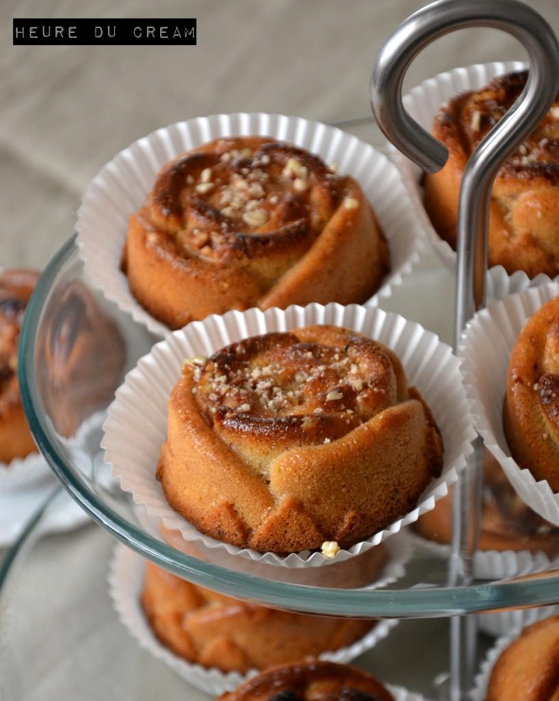 cake pommes golden syrup