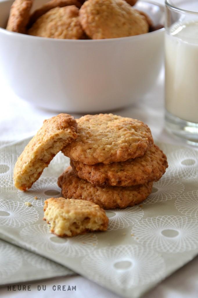 cookies quinoa