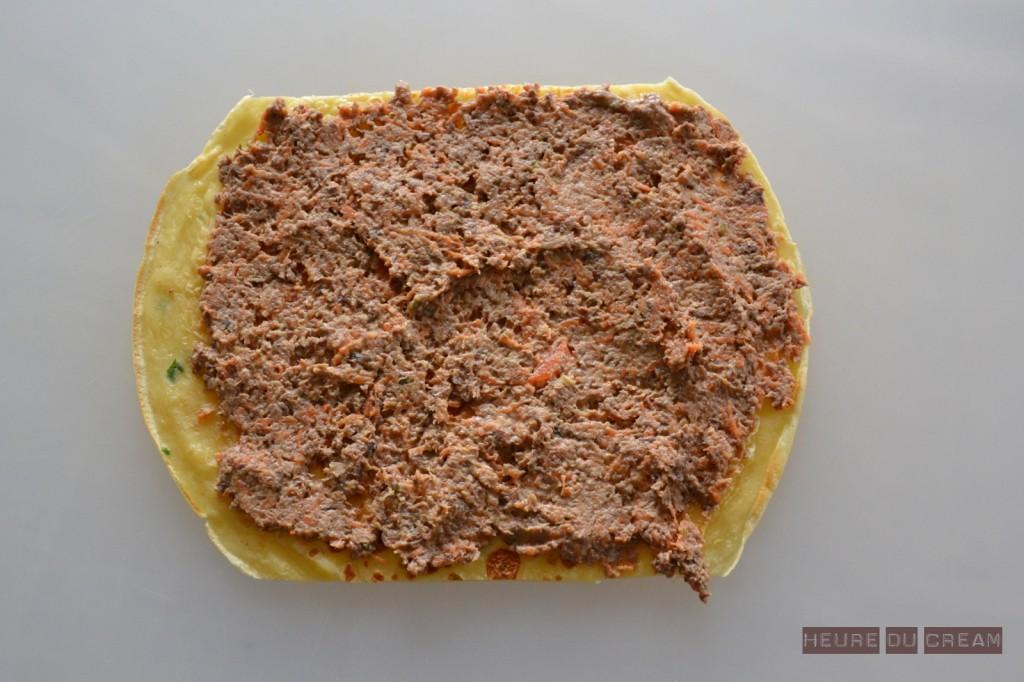 crêpes fleischschnakas