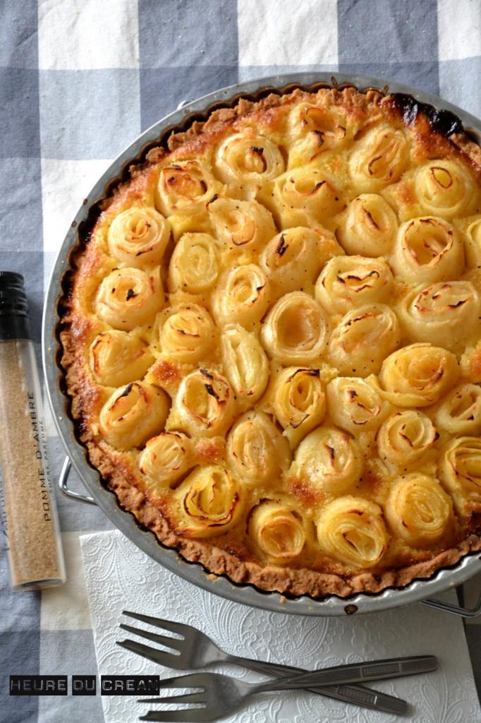 tarte pommes roses 2