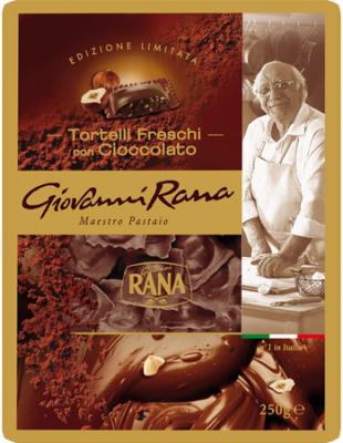 tortelli au chocolat Rana