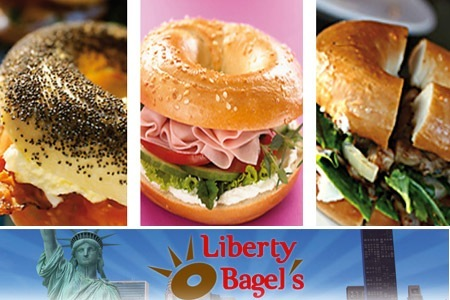 liberty bagel