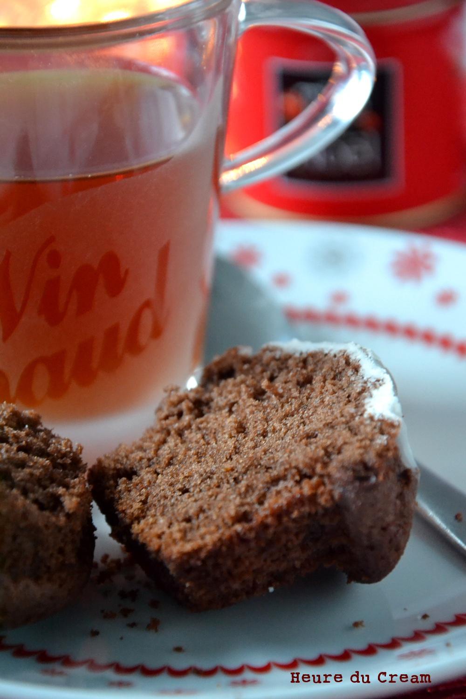 muffins au vin chaud
