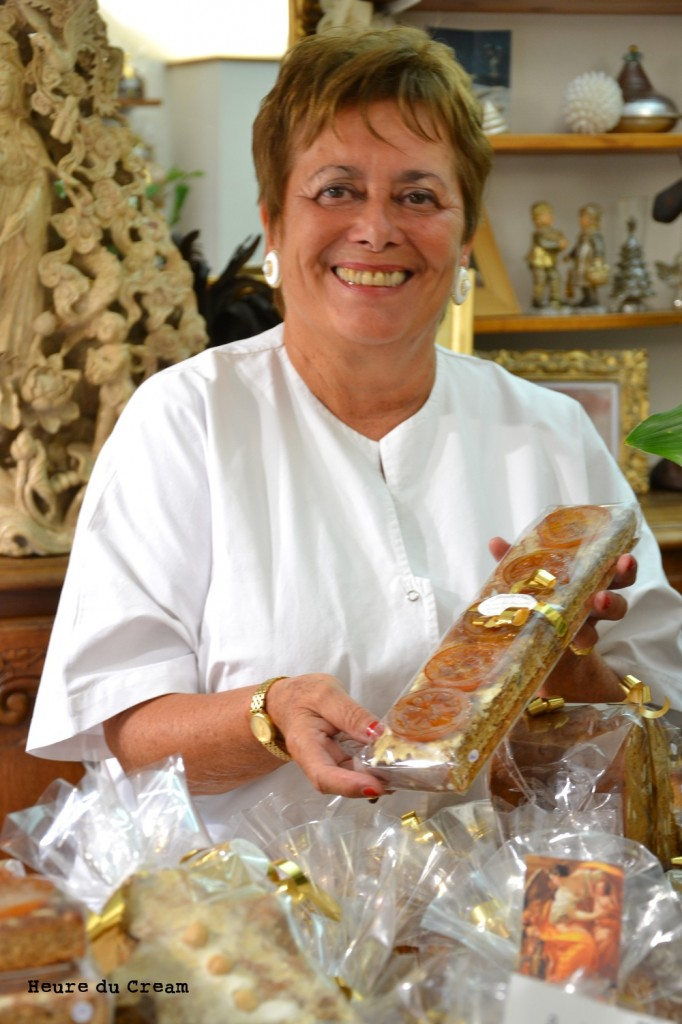 Pains d'épices Mireille Oster