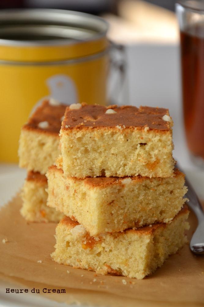 gâteau moelleux aux kumquats et épices