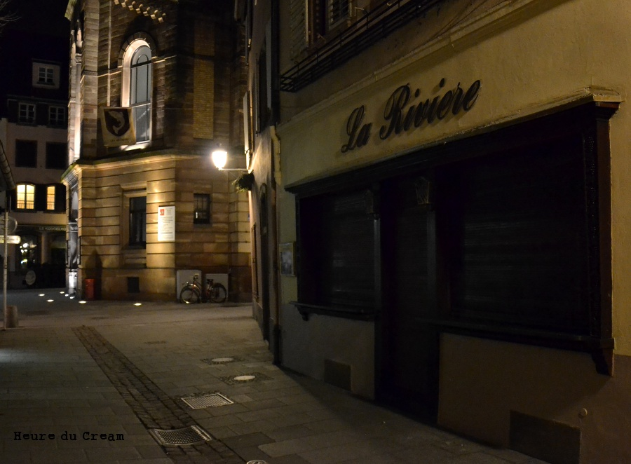 Restaurant La Rivière Strasbourg