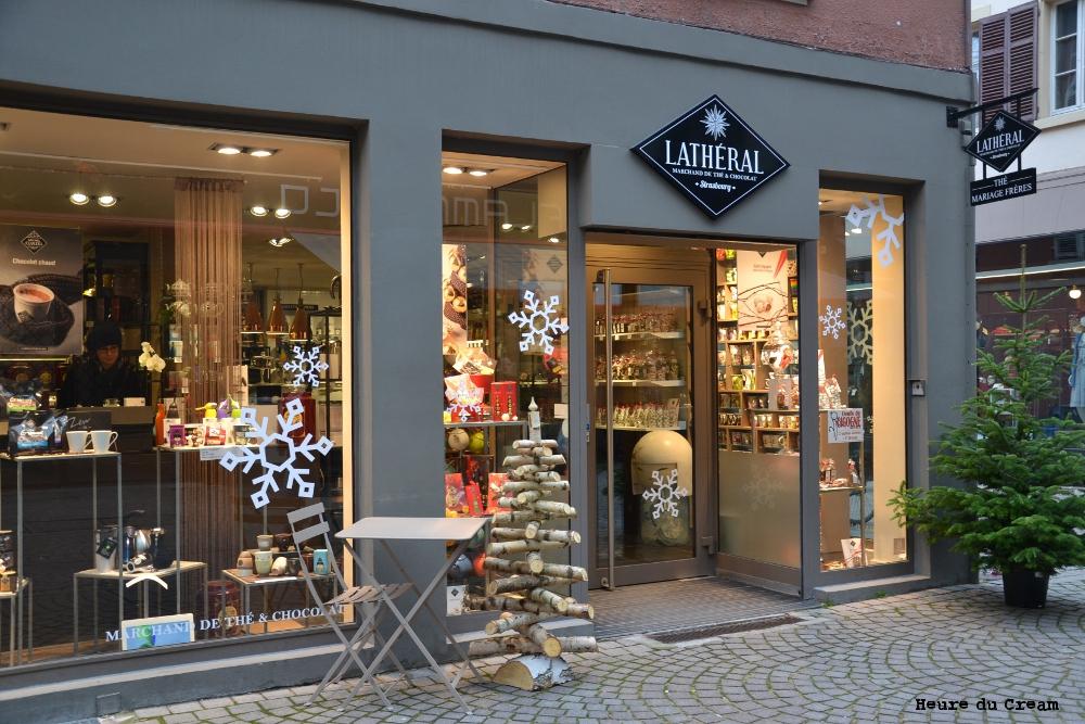 Boutique Lathéral Strasbourg