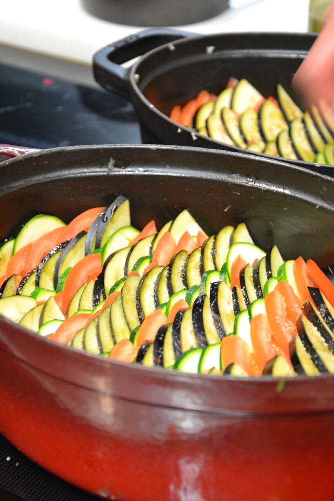 Comment faire la cuisine des légumes avec Olivier Nasti