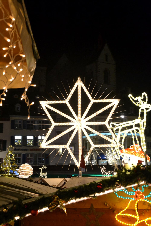 marché de noël bâle suisse