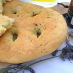 Fougasse à l'huile d'olive