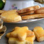 Butterbredelés (sablés au beurre)