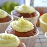 Fairy cakes miel & citron vert