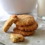 Cookies quinoa-amandes