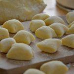 Gnocchi au parmesan