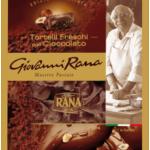 A la loupe : Tortelli Freschi con Cioccolato de Giovanni Rana