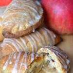 Chaussons aux pommes et noisettes