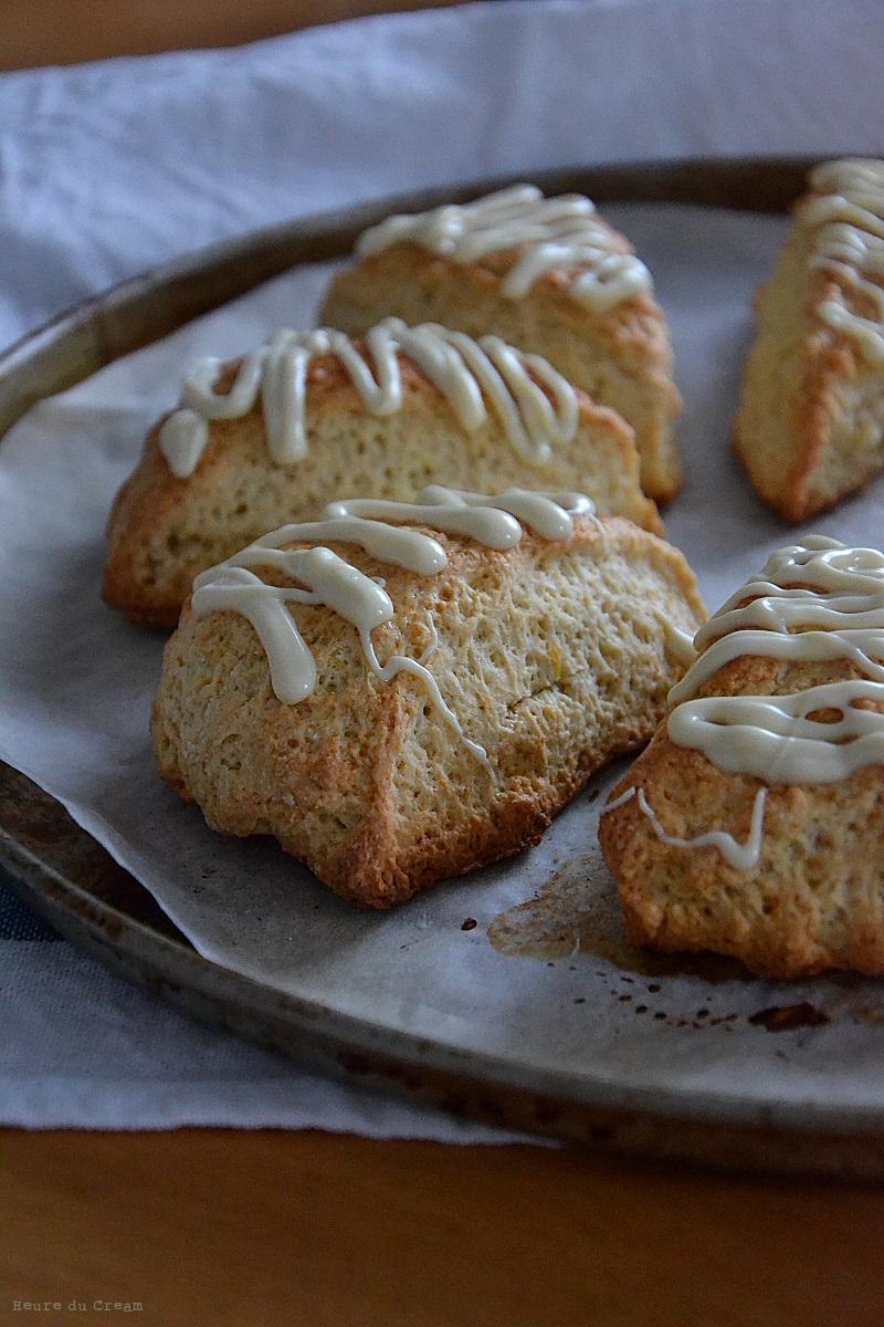 scones citron chocolat blanc