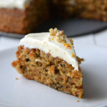 Carrot cake (recette Ottolenghi)